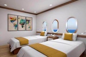 Galapagos Islands Ship 2021