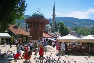 Croatia Bosnia Sarajevo Tour 2021