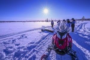 Northern Lights SnowTour 2021