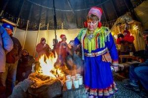 Northern Lights Sami Reindeer Tour 2021