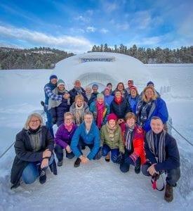 Northern Lights Ice Tour 2021