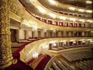 Russia Bolshoi Tour 2021