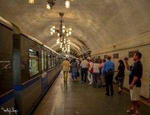 Russia Metro Tour 2021