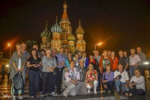 Russia Group Tour 2021
