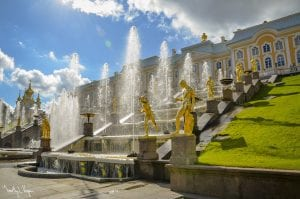 Peterhof Russia Tour 2021