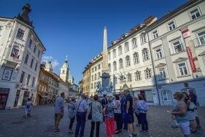 Slovenia Ljubljana Tour 2021