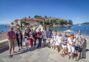 Croatia Montenegro Sveti Stefan Tour 2021