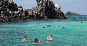 Galapagos Islands snorkel tour 2021