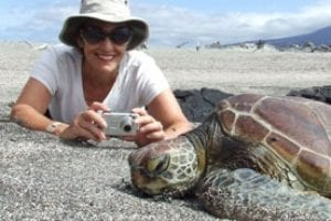 Galapagos IslandsTurtle tour 2021