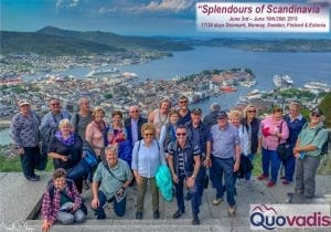 Scandinavia Group Tour 2021