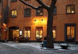 Northern Lights Dinner Stockholm 2021