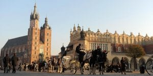 Russia Tour Krakow Hotel 2021