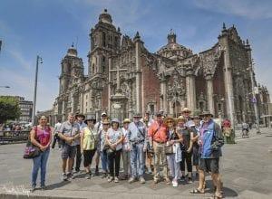 Mexico City Tour 2022