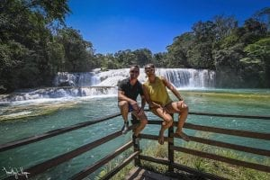 Mexico and Cuba Agua Azul Tour 2022