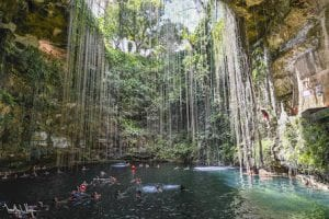 Mexico and Cuba Cenote Tour 2022