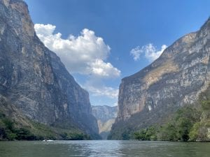 Mexico and Cuba Sumidero Canyon Tour 2022