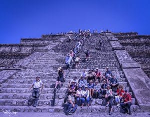 Mexico Teotihuacan Tour 2022