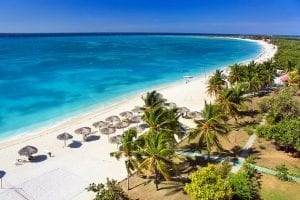 Cuba Beach Tour 2022