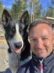 Husky Sled dogs 2021