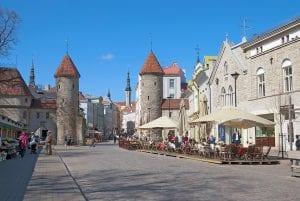 Russia Tallinn Tour 2021