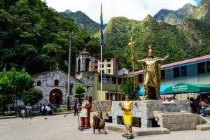 South America Aguas Calientas Tour 2021