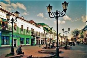 Brest Russia Tour 2021