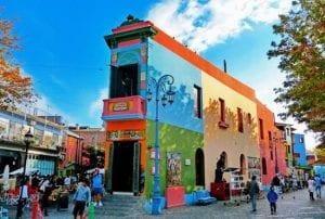 South America Argentina Tour 2021