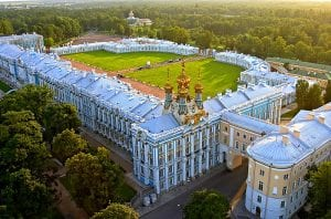 Russia Moscow Tour 2021