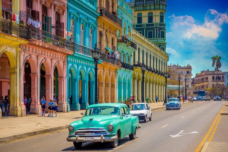Cuba Havana Tour 2022