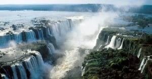 South America Iguassu Tour 2021