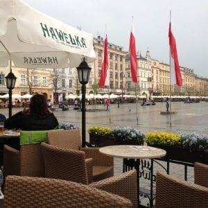 Russia Tour Krakow Dinner 2021