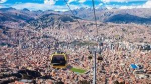 South America La Paz Tour 2021