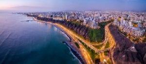 South America Tour Lima 2021