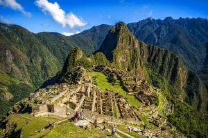 South America Macchu Picchu Tour 2021