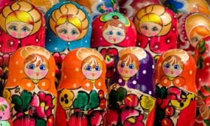 Russia Doll Tour 2021