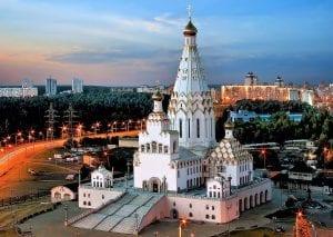 Russia Minsk Tour 2021