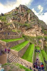 South America Ollantaytambo Tour 2021