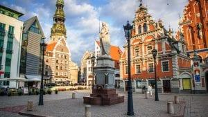 Latvia Russia Tour 2021