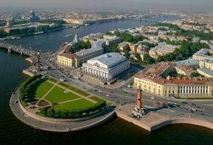 Russia St Petersburg Tour 2021