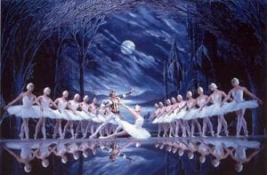 Russia Ballet Tour 2021