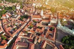 Vilnius Russia Tour 2021
