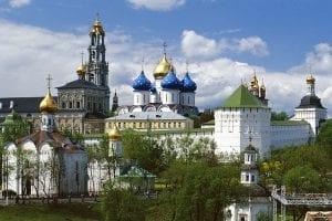 Russia Zagorsk Tour 2021