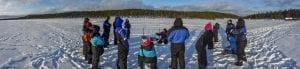Ice Fishing 2021