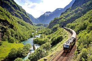 Scandinavia Train Tour 2021