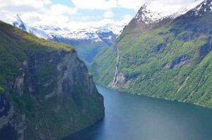 Scandinavia Geiranger Tour 2021