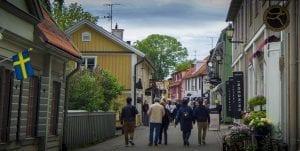 Sweden Tour 2021