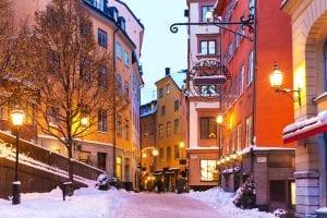 Stockholm Winter 2021