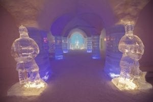 Ice Hotel 2021