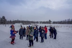 Northern Lights Sami Tour 2021
