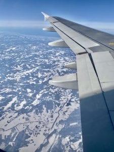 Northern Lights Flight Tour 2021
